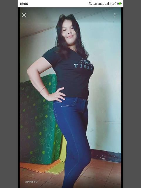 Dating profile for Jenyah from Cebu City, Philippines