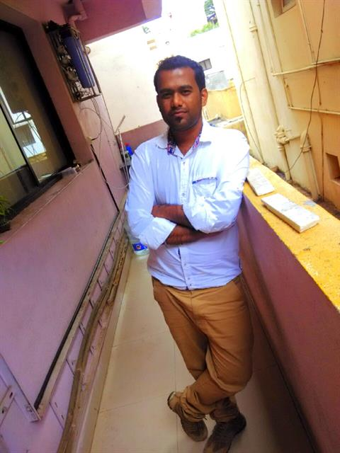 Dating profile for Arvind from Bengaluru, India